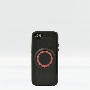 Etui do iPhone 5 / IP5-W178 CZERWONY